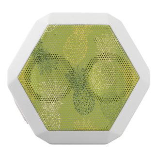 Modelo del esquema de la piña en verde