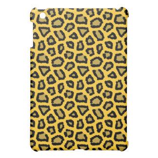 modelo del estampado de animales del leopardo del  iPad mini carcasas
