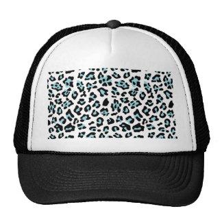 Modelo del estampado de animales del leopardo del  gorra