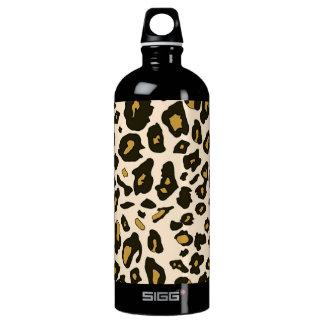 Modelo del estampado leopardo