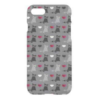 modelo del gatito y de los ratones funda para iPhone 7