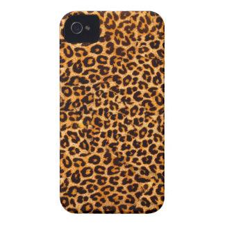 Modelo del guepardo iPhone 4 carcasa