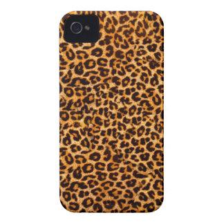 Modelo del guepardo iPhone 4 Case-Mate carcasas