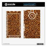 Modelo del guepardo toshiba REGZA skin
