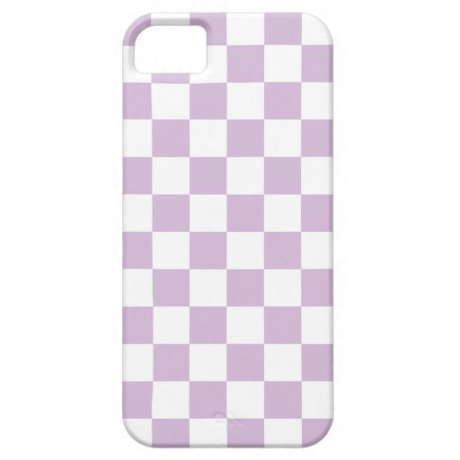 Modelo del inspector de la lila iPhone 5 Case-Mate carcasa