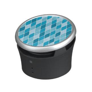 Modelo del invierno del Harlequin Altavoz Bluetooth