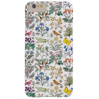 Modelo del jardín del boticario de Voysey Funda De iPhone 6 Plus Barely There