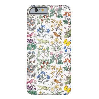 Modelo del jardín del boticario de Voysey Funda Para iPhone 6 Barely There