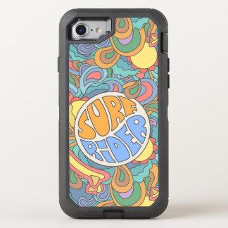 Modelo del jinete de la resaca funda OtterBox defender para iPhone 7