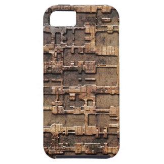 Modelo del moho de Techno iPhone 5 Carcasa