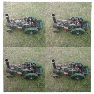 Modelo del motor de tracción servilletas de papel