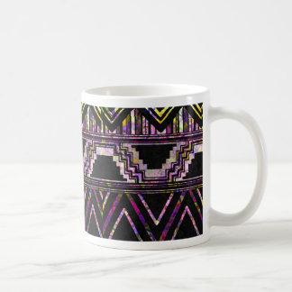 Modelo del nativo americano taza