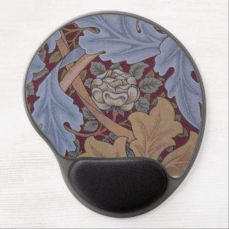 Modelo del papel pintado de William Morris San Alfombrilla Con Gel