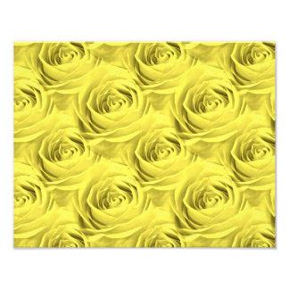 Modelo del papel pintado del rosa amarillo fotografía