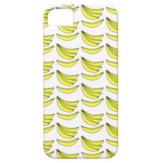 Modelo del plátano iPhone 5 Case-Mate cárcasa