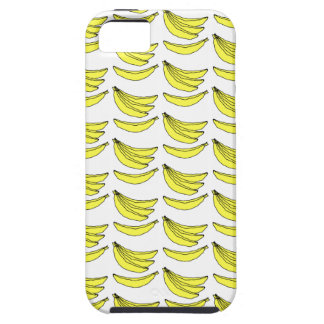 Modelo del plátano iPhone 5 Case-Mate cobertura
