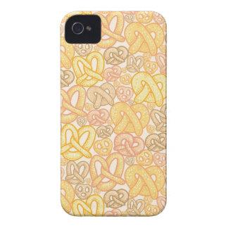 Modelo del pretzel carcasa para iPhone 4 de Case-Mate