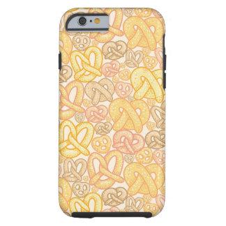 Modelo del pretzel funda resistente iPhone 6
