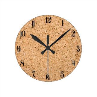Modelo del roble de corcho relojes