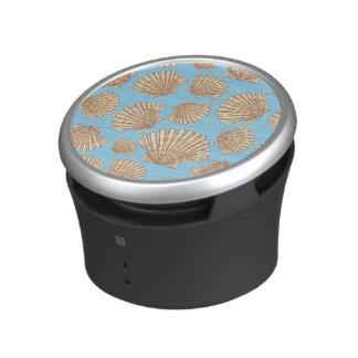 Modelo del Seashell del estilo del vintage Altavoz Con Bluetooth