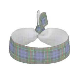 Modelo del tartán de Colquhoun del clan Bandas Para Cabello