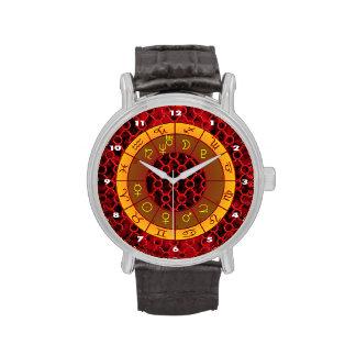 Modelo del tauro relojes