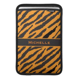 Modelo del tigre fundas para macbook air