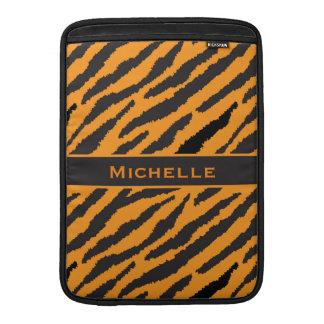 Modelo del tigre fundas macbook air