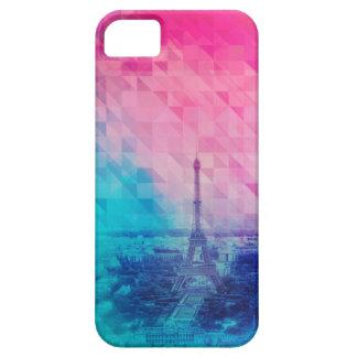 Modelo del triángulo de París Funda Para iPhone SE/5/5s