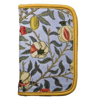 Modelo del vintage de William Morris, fruta Organizadores