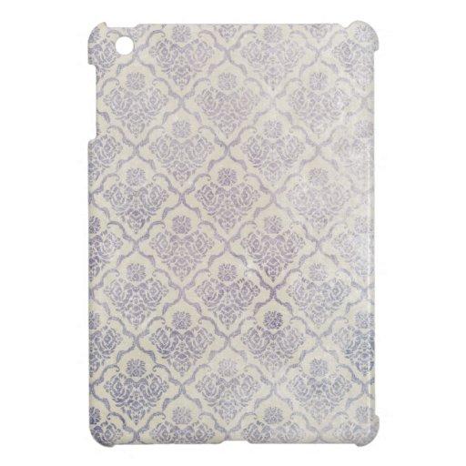 Modelo del vintage - imagen 11 (violeta y blanco) iPad mini protector