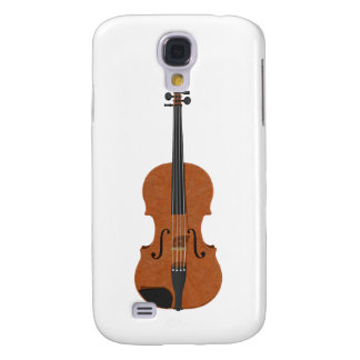 Modelo del violín 3D: caso del iPhone 3G Funda Para Galaxy S4