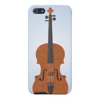 Modelo del violín 3D: caso del iPhone 4 iPhone 5 Funda