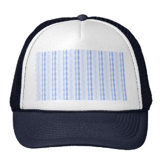 Modelo Derenade v azul Gorras