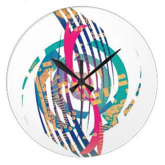 Modelo dinámico reloj de pared