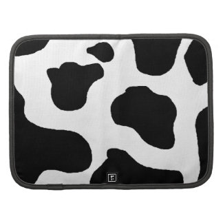 Modelo divertido de la vaca lechera organizador
