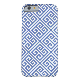 Modelo dominante griego azul funda barely there iPhone 6