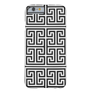 Modelo dominante griego funda para iPhone 6 barely there