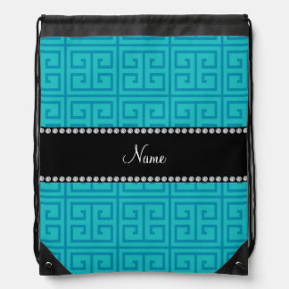 Modelo dominante griego personalizado de la mochila