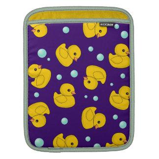 Modelo Ducky de goma Fundas Para iPads