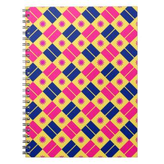 Modelo elegante de la teja notebook
