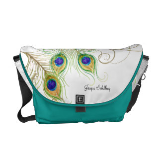 Modelo elegante de moda del damasco del remolino d bolsa de mensajería