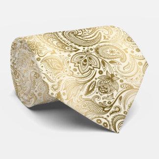 Modelo elegante de Paisley del vintage de la Corbata