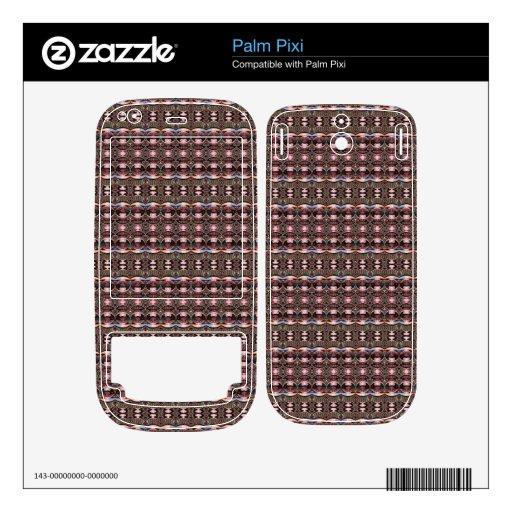 modelo elegante del deco skins para elPalm pixi