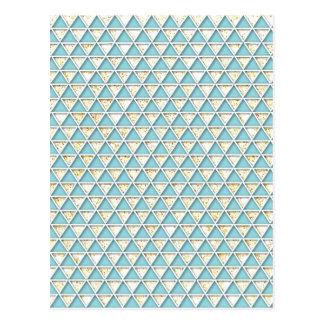 Modelo elegante elegante blanco del trullo ligero  tarjeta postal