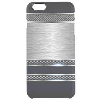 Modelo elegante moderno de moda elegante fresco de funda clearly™ deflector para iPhone 6 plus de unc
