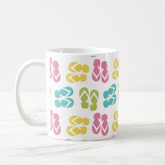 Modelo en colores pastel del deslizador de la taza clásica
