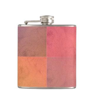 Modelo en colores pastel rosado de la acuarela del