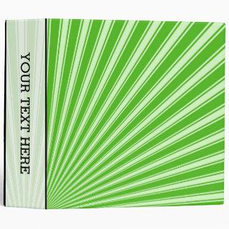 """Modelo enrrollado de la raya del color verde de carpeta 2"""""""