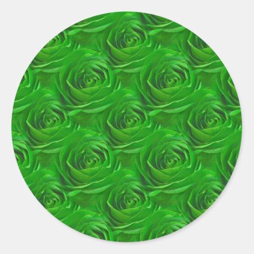 Modelo esmeralda abstracto del papel pintado del r etiqueta